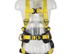 DBI-SALA® Delta™ Safety Harness with Support Belt