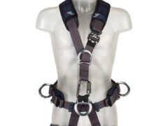 DBI SALA ® ExoFit NEX™ 1113960 Suspension Harness in Blue