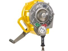 DBI-SALA Sealed-Blok 25m RSQ Options Stainless Steel Cable Self Retracting Lifeline with Retrieval Winch 3400917