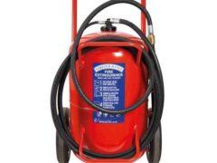 Britannia Norfolk 100kg Wheeled ABC Dry Powder Extinguisher