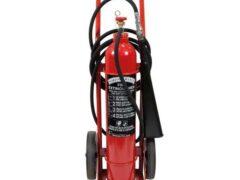 Britannia Norfolk 10kg Wheeled CO2 Extinguisher