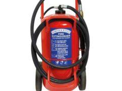 Britannia Norfolk 45kg Wheeled Monnex Powder Extinguisher