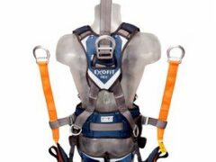 3M™ DBI-SALA® ExoFit NEX™ Oil and Gas Positioning/Climbing Harness