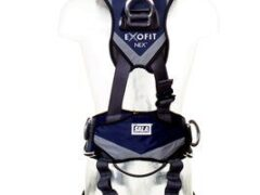 3M™ DBI-SALA® ExoFit NEX™ Suspension Harness with Chest Ascender